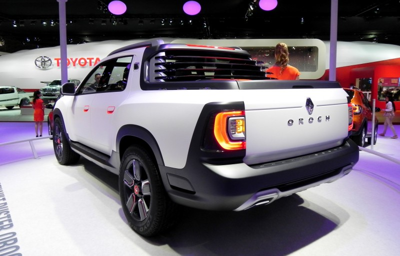 2014 Renault-Dacia DUSTER OROCH 4WD Pickup-Truck 38