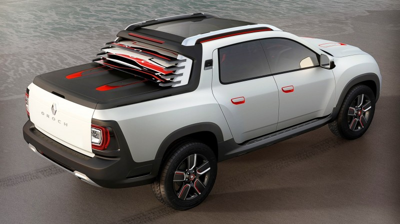 2014 Renault-Dacia DUSTER OROCH 4WD Pickup-Truck 7
