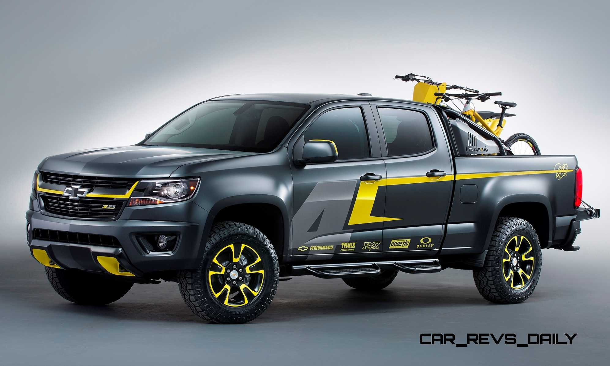 2015 Chevrolet Colorado Motocross Concept by By Ricky ...