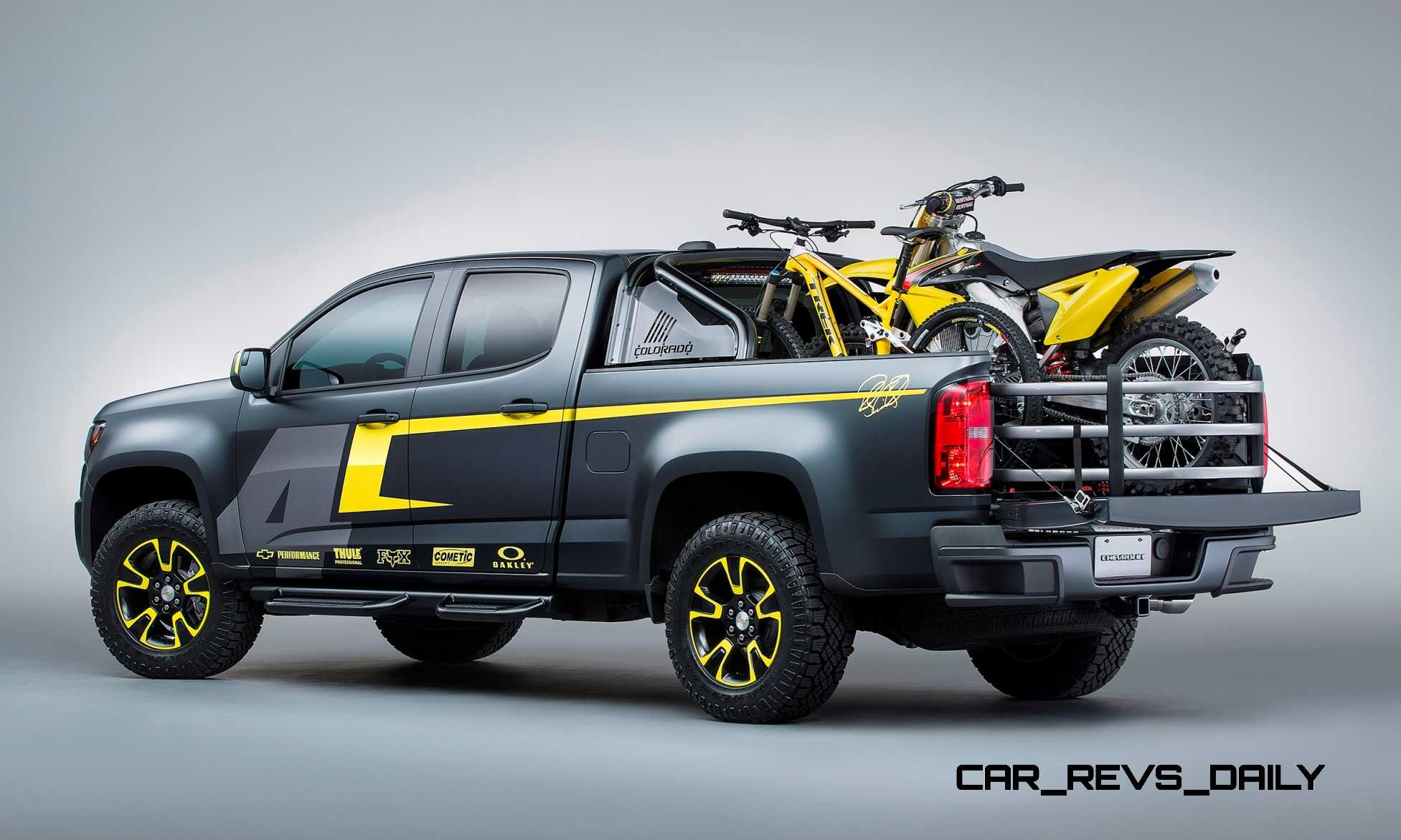 Great to see a bit more effort from chevy than the first colorado concept announced a few weeks ago