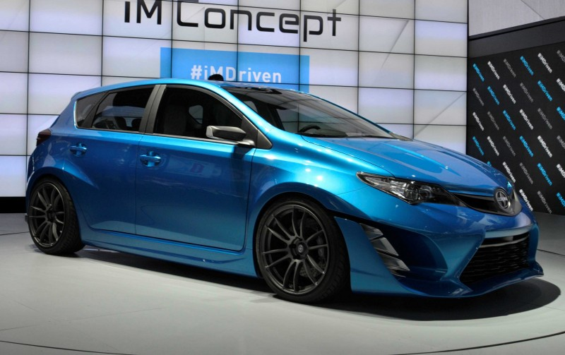 2014 Scion iM Concept Heading for US Showrooms in Summer 2015 1