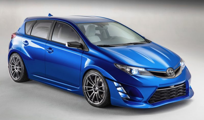 2014 Scion iM Concept Heading for US Showrooms in Summer 2015 10