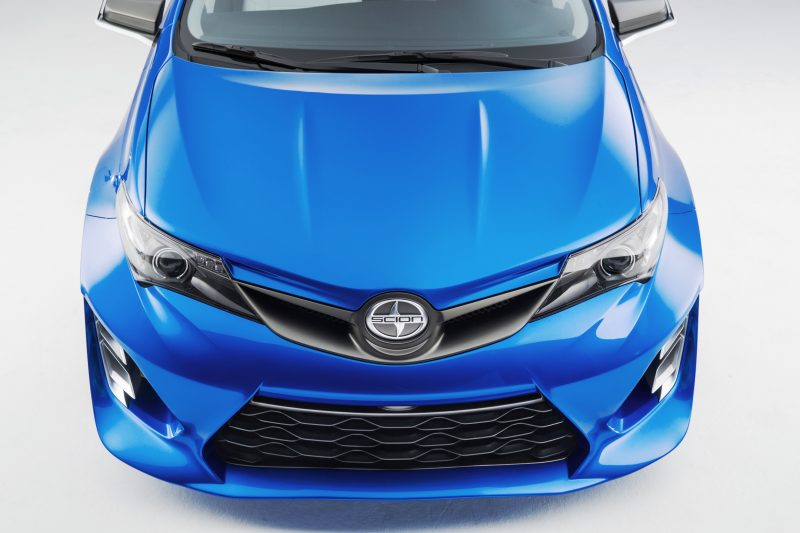 2014 Scion iM Concept Heading for US Showrooms in Summer 2015 12