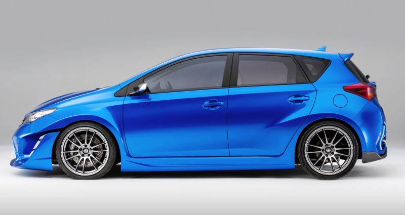 2014 Scion iM Concept Heading for US Showrooms in Summer 2015 14