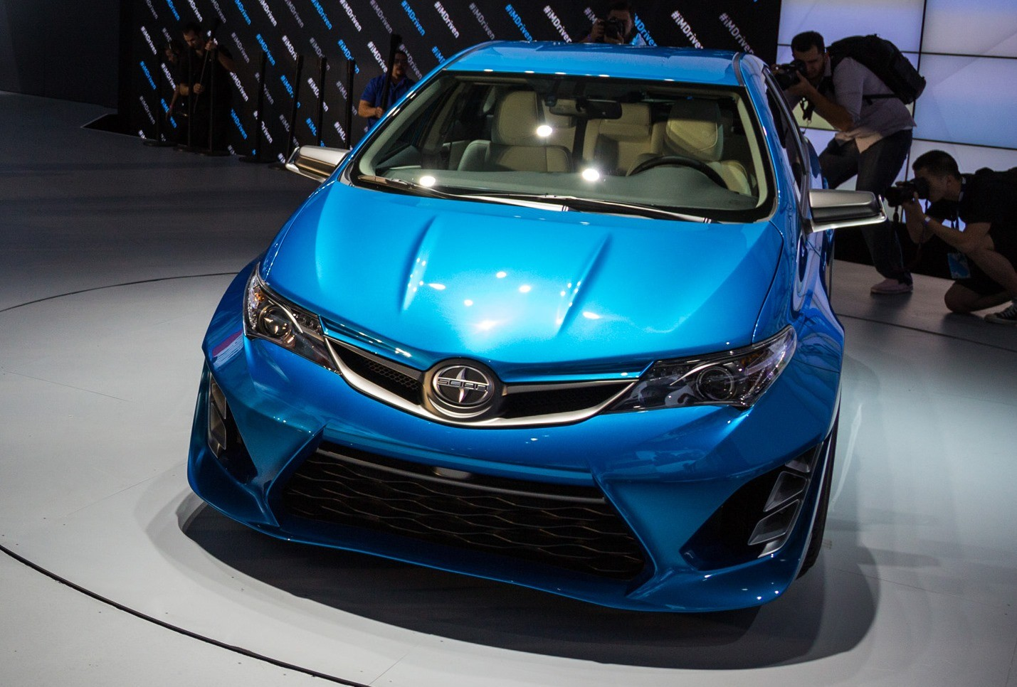 2014 Scion iM Concept Heading for US Showrooms in Summer 2015 4