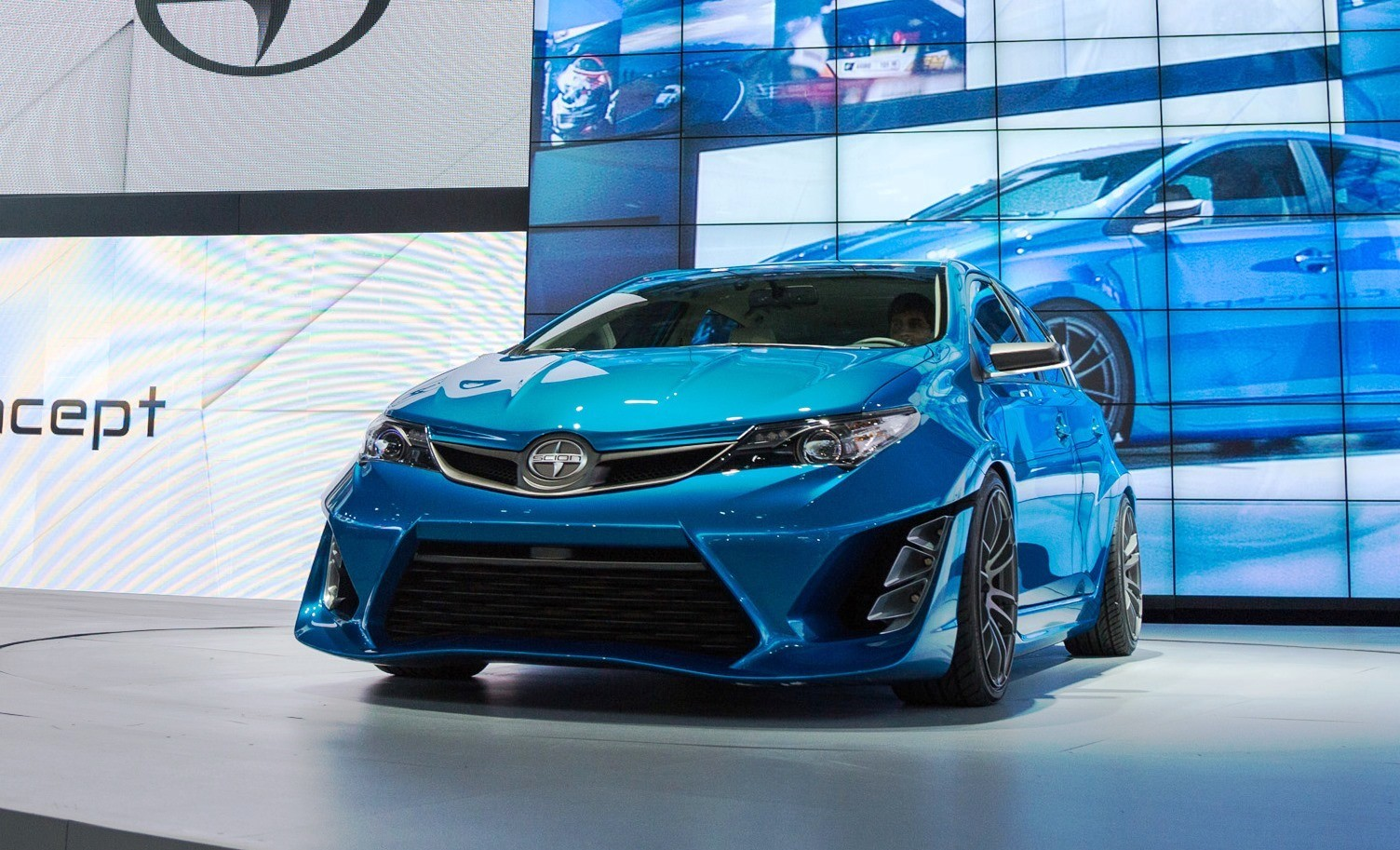 2014 Scion iM Concept Heading for US Showrooms in Summer 2015 5