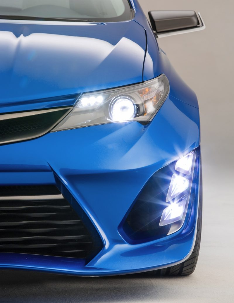 2014 Scion iM Concept Heading for US Showrooms in Summer 2015 7