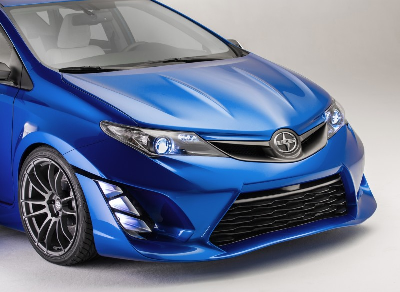 2014 Scion iM Concept Heading for US Showrooms in Summer 2015 8