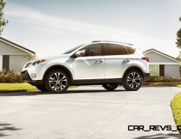 First Drive Review – 2016 Toyota RAV4 XLE Hybrid – By Ben Lewis