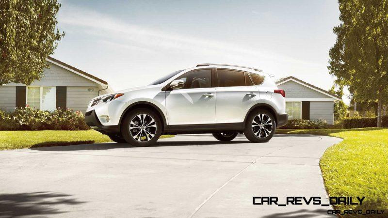 2014 Toyota RAV4 Limited