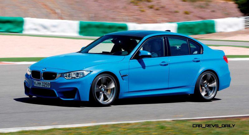 2015 BMW M4 Road America 1