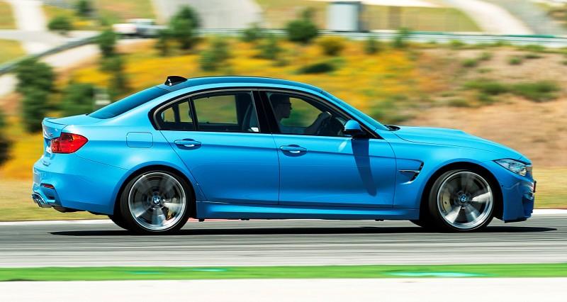 2015 BMW M4 Road America 56