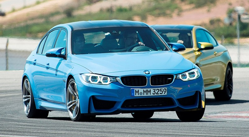 2015 BMW M4 Road America 57