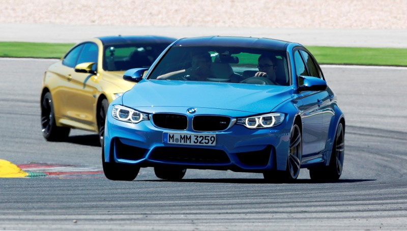 2015 BMW M4 Road America 6