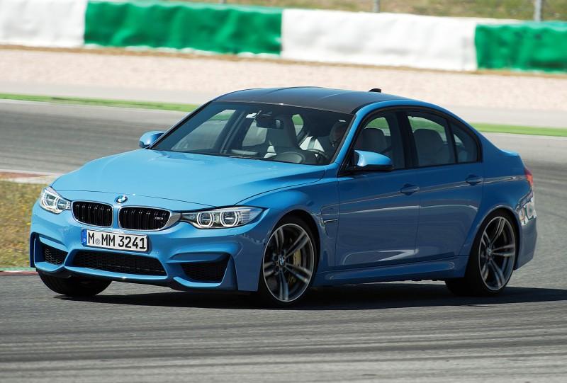 2015 BMW M4 Road America 60