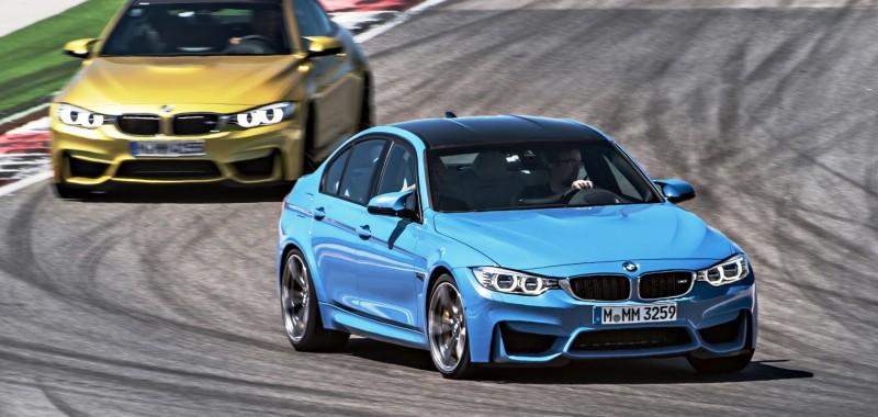 2015 BMW M4 Road America 62