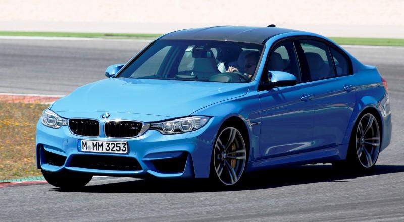2015 BMW M4 Road America 7