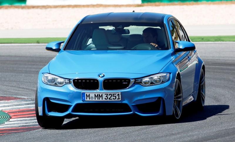 2015 BMW M4 Road America 8