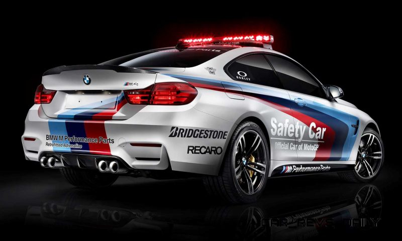 2015 BMW M4 Safety Car 13