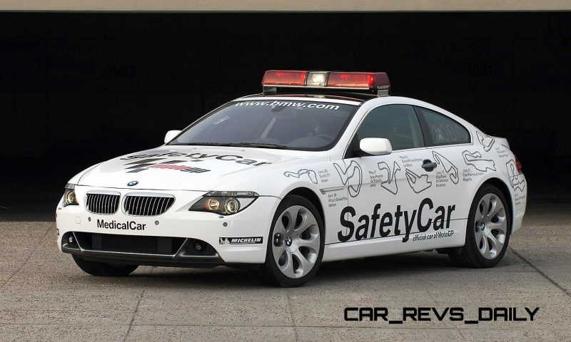2015 BMW M4 Safety Car 15