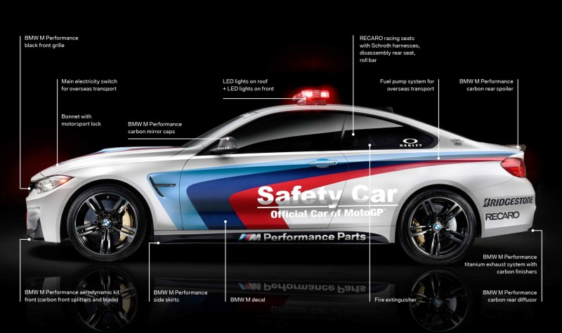 2015 BMW M4 Safety Car 22