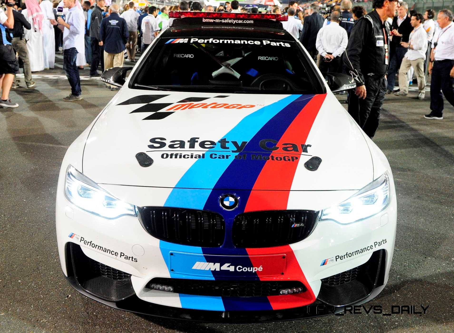 Bmw m4 safety car launched for playstation s gran turismo 6