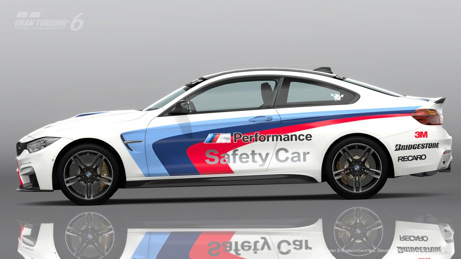 2015 BMW M4 Safety Car 5