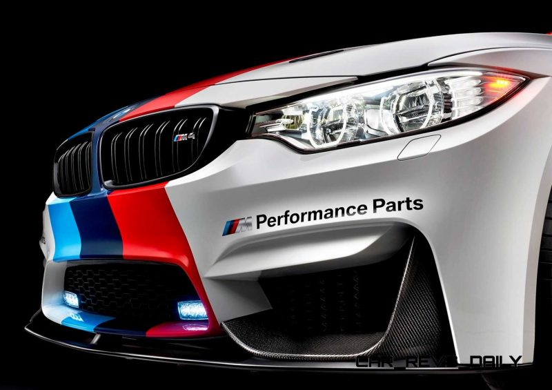 2015 BMW M4 Safety Car 9