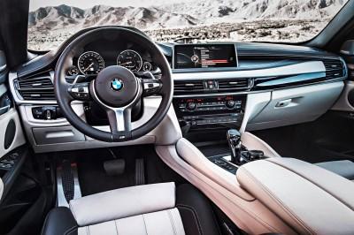 2015 BMW X6  1