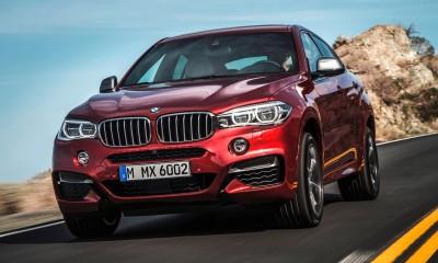 2015 BMW X6  10
