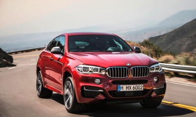 2015 BMW X6  12