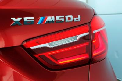 2015 BMW X6  130