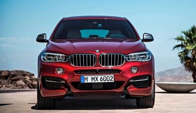 2015 BMW X6 14
