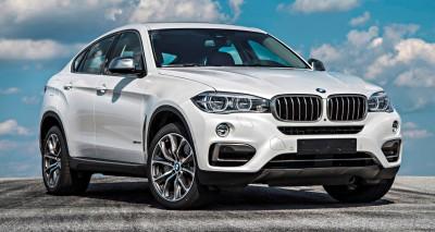 2015 BMW X6 176