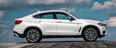 2015 BMW X6 180