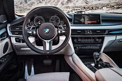 2015 BMW X6  2