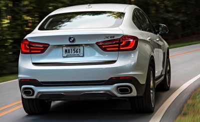 2015 BMW X6  205