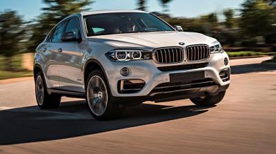 2015 BMW X6 215