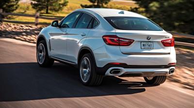 2015 BMW X6 220