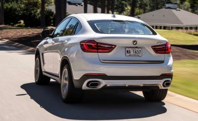 2015 BMW X6  225