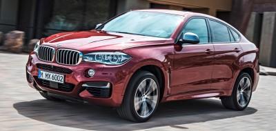 2015 BMW X6  23