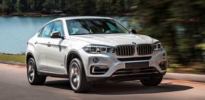 2015 BMW X6 230