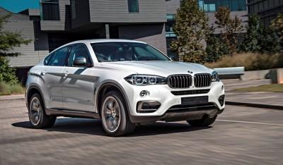 2015 BMW X6 235