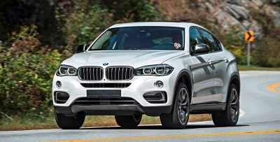 2015 BMW X6  245