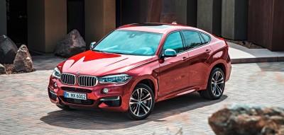 2015 BMW X6  25