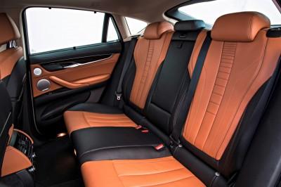 2015 BMW X6 260