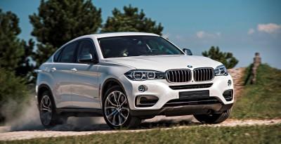 2015 BMW X6  270