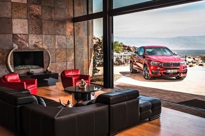 2015 BMW X6  29