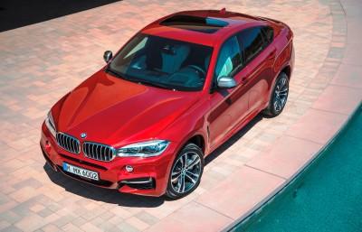 2015 BMW X6  30