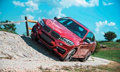 2015 BMW X6  308